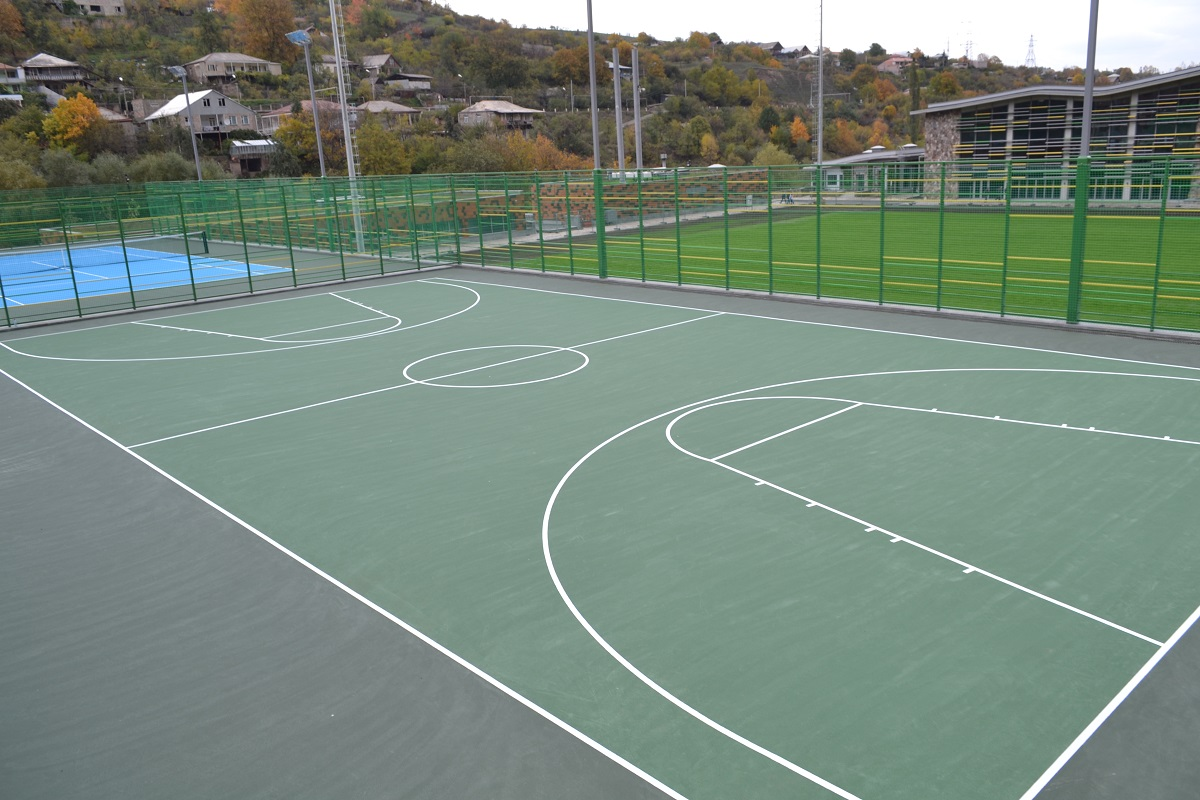Services - 1. Sport fields